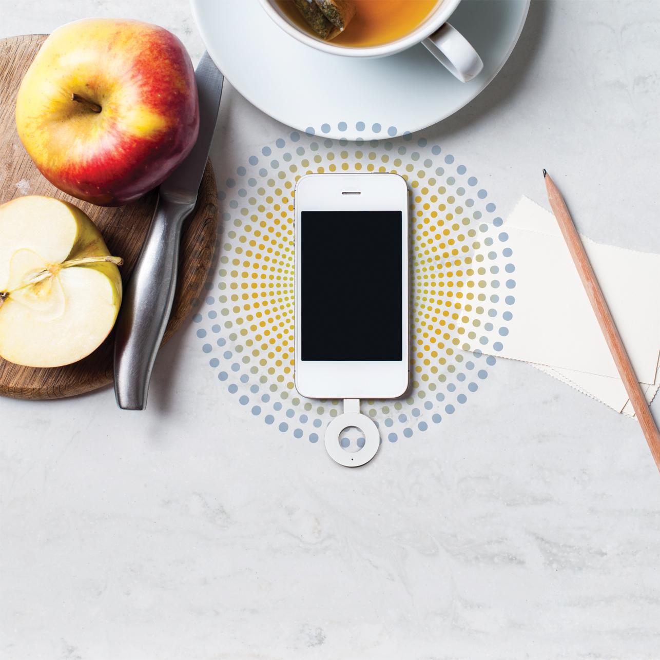 Plan De Travail Mobile corian® charging surfaces - bray & scarff appliance