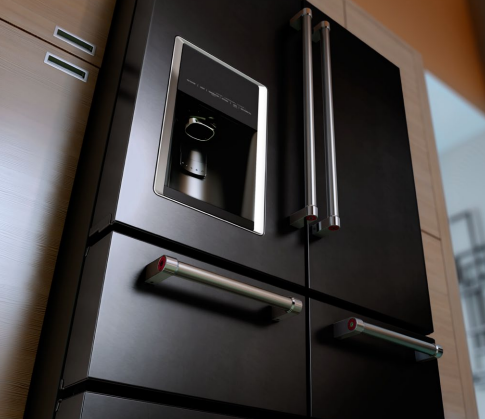 Kitchenaid Appliances Black Stainless black is back | kitchen design blog