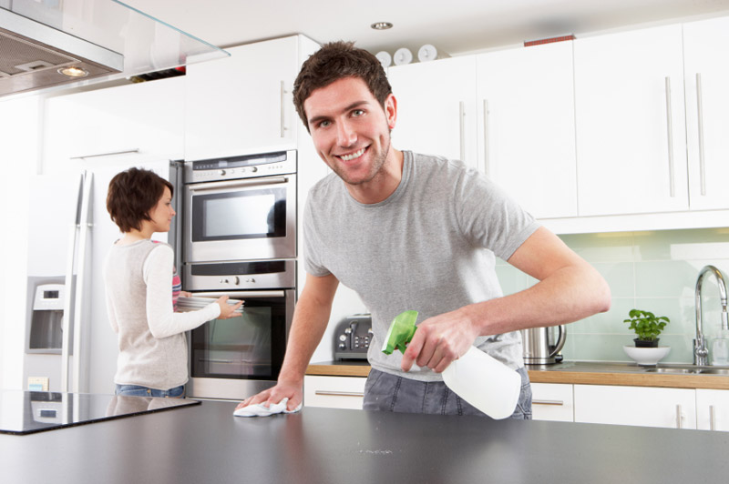 How To Clean A Kitchen kitchen cleaning dos & don'ts roundup | kitchen design blog