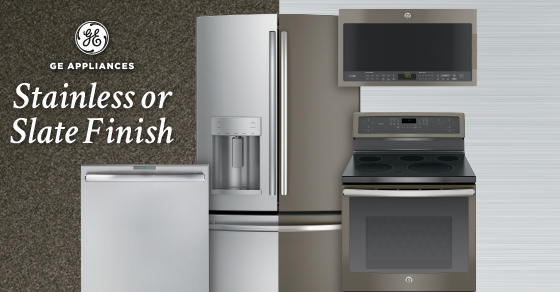 Rising In Popularity Is GEu0027s New Innovation In Appliance Finish That  Features A Similar Brushed Metal Appearance With Its Own Characteristics U2013  Say Hello To ...