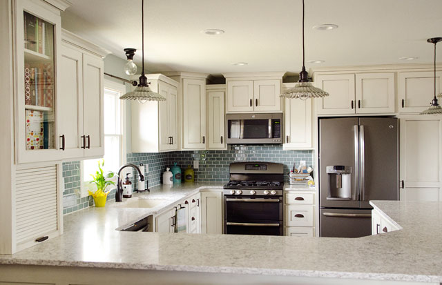 Slate Kitchen Appliances | Slate Vs Stainless Steel Kitchen Design Blog