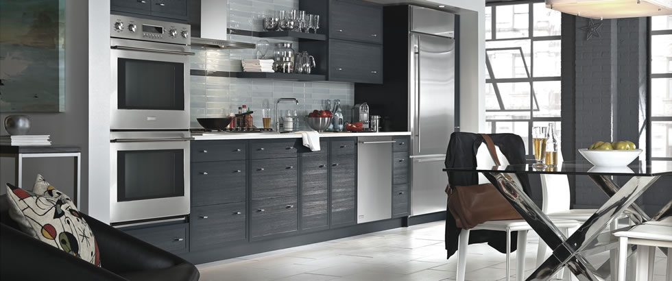 Slate vs Stainless Steel Bray u0026 Scarff Kitchen Design Blog
