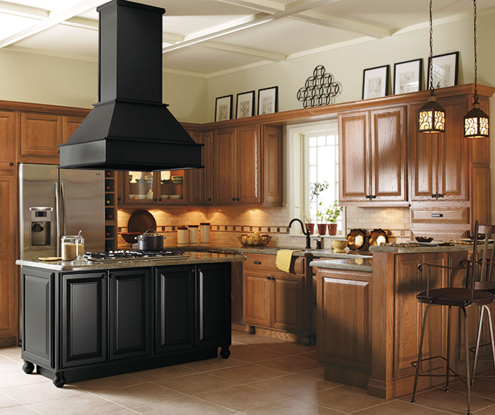 Kitchen Cabinets Alexandria Va: A Fall-Inspired Kitchen