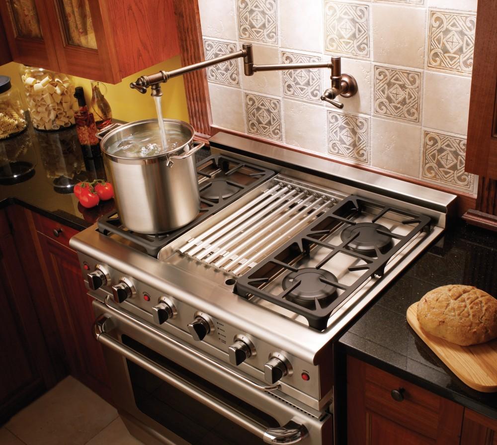 On Trend: Pot Fillers | Kitchen Design Blog