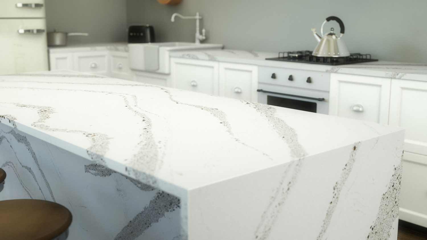 Is granite no longer the most popular countertop for Most popular kitchen countertops