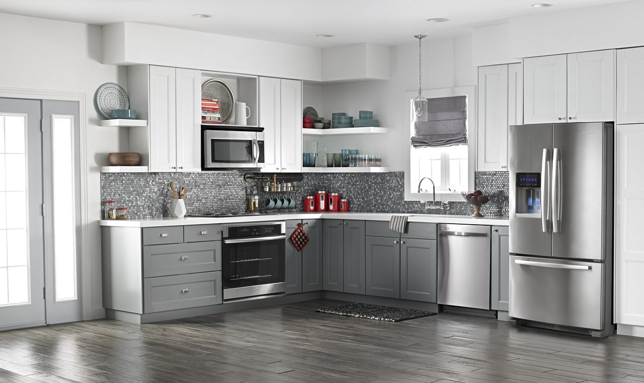 5 ways to keep countertops decluttered bray scarff - Design whirlpool ...