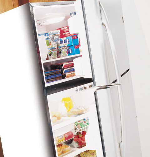 If You Re Likely To Heavy Items In Your Freezer A Top Mount Is More Convenient
