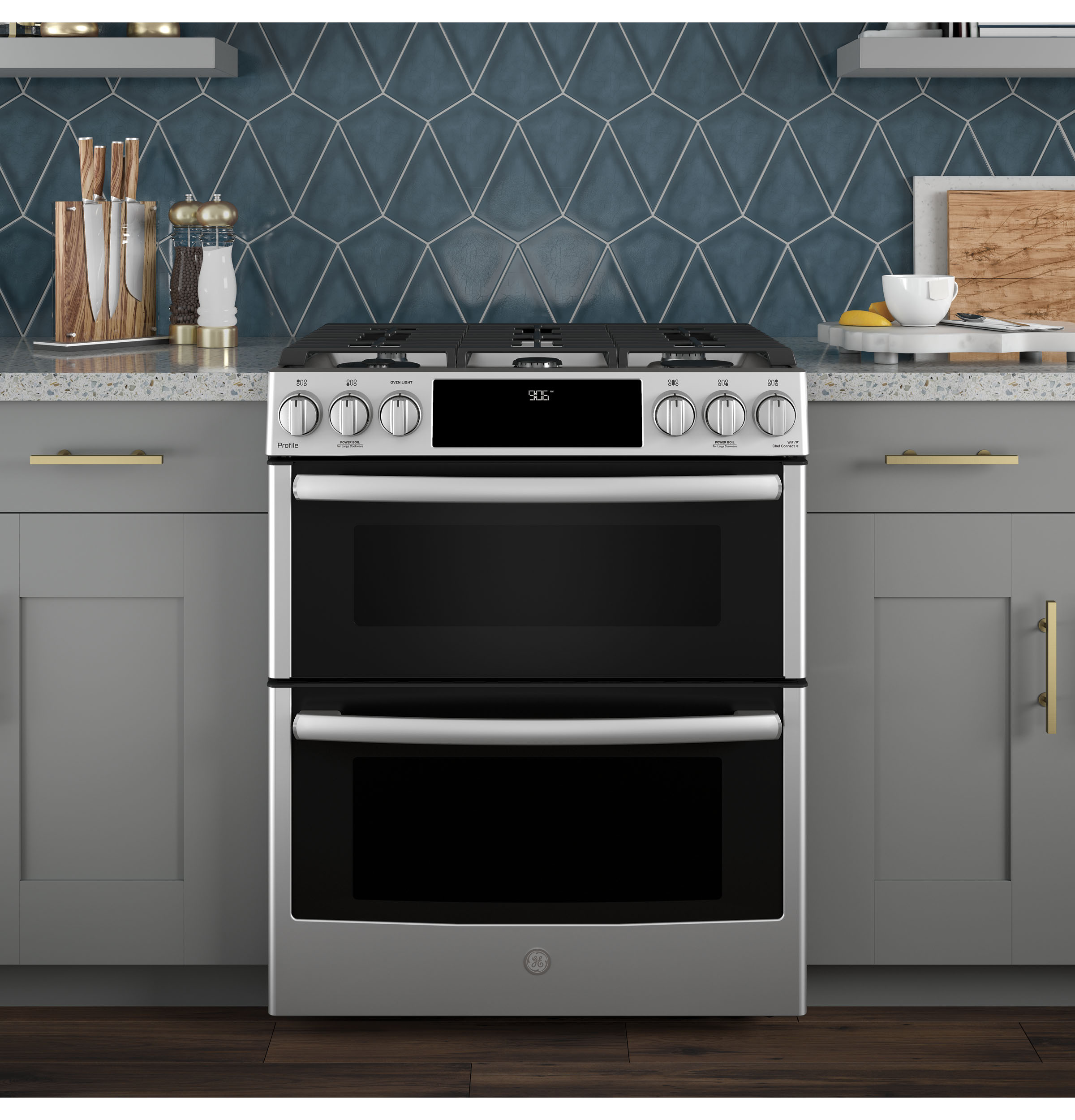 Cleaning Your Oven With Steam Clean From Ge Appliances