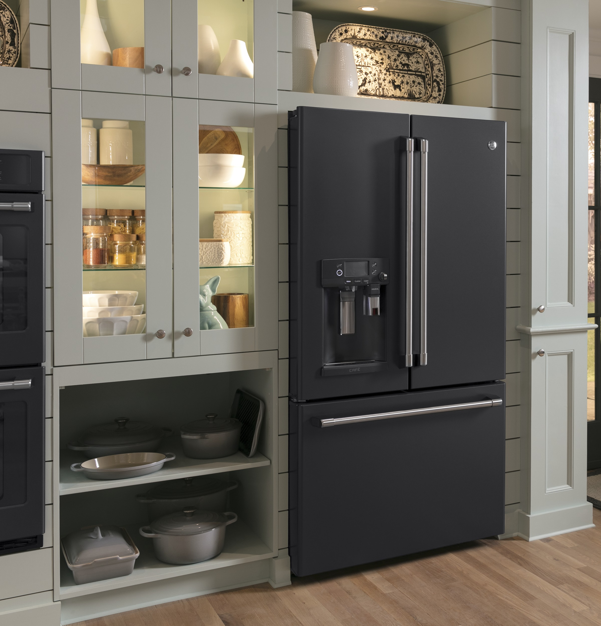 swish refrigerator installation refrigerators new ready exciting kfcoevbls built with panel sample diverting kitchenaid ga used biufdo drawer drawers counter mi