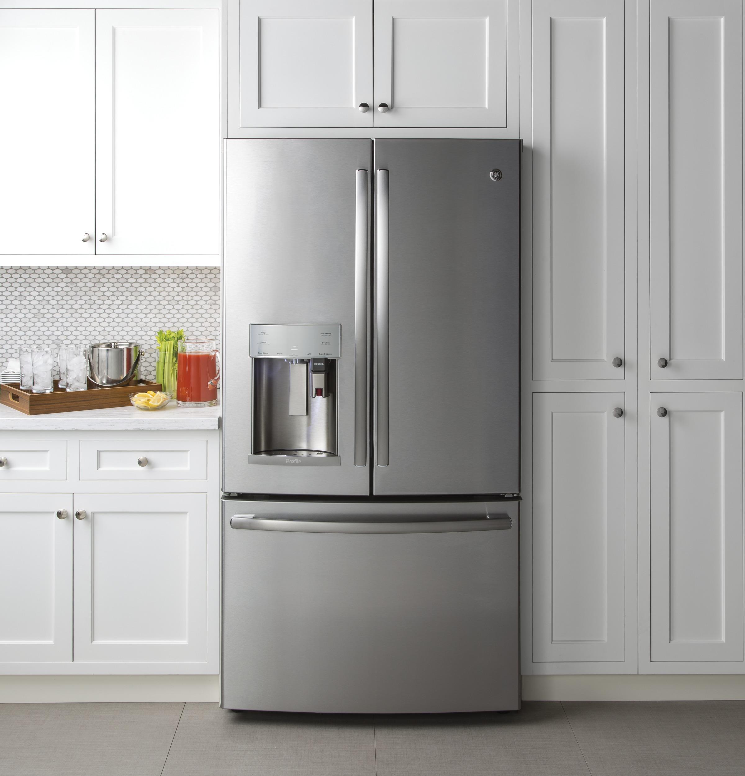 Bray Scarff U2013 Kitchen Design Blog. Kitchen Pantry Cabinet Around  Refrigerator ...