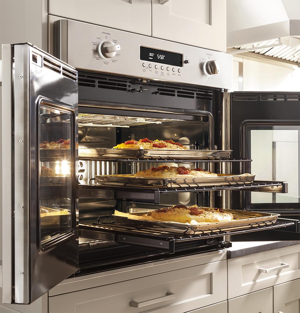 Featured Appliances Ge Monogram French Door Oven Amp Pizza