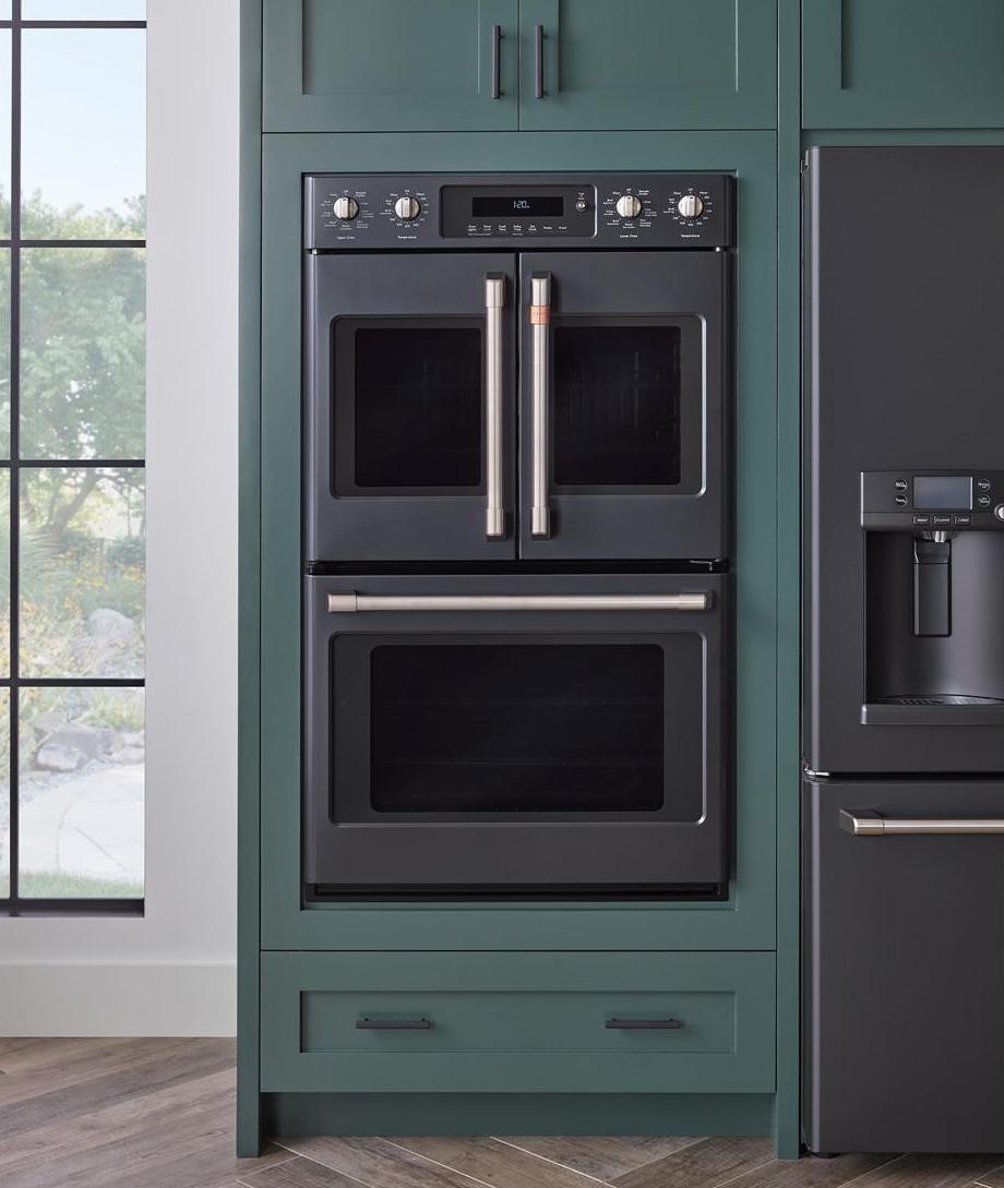 Bronze Kitchen Appliances: Customize Your Appliances With The Café Matte SeriesBray