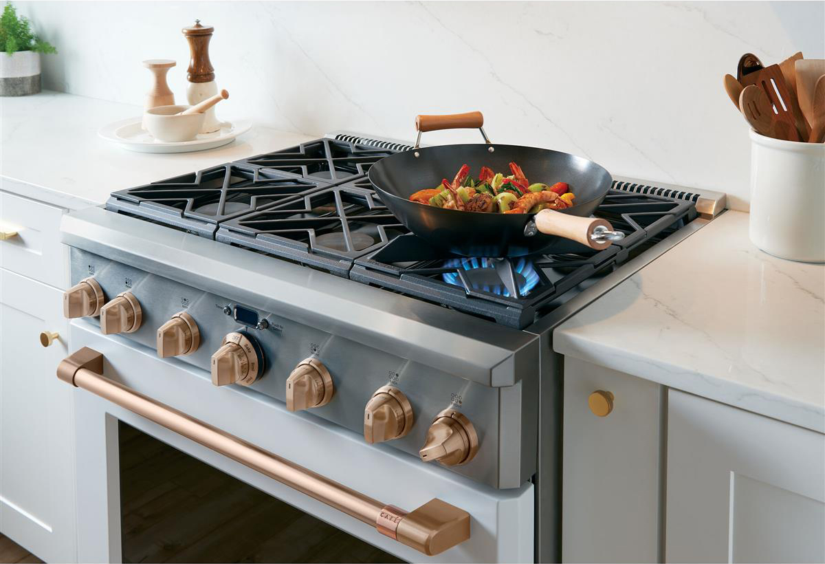 Customize Your Appliances With The Cafe Matte Series