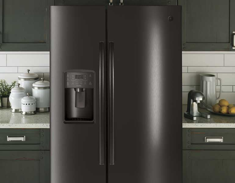 Ge Profile Black Stainless Vs Cafe Appliance Matte