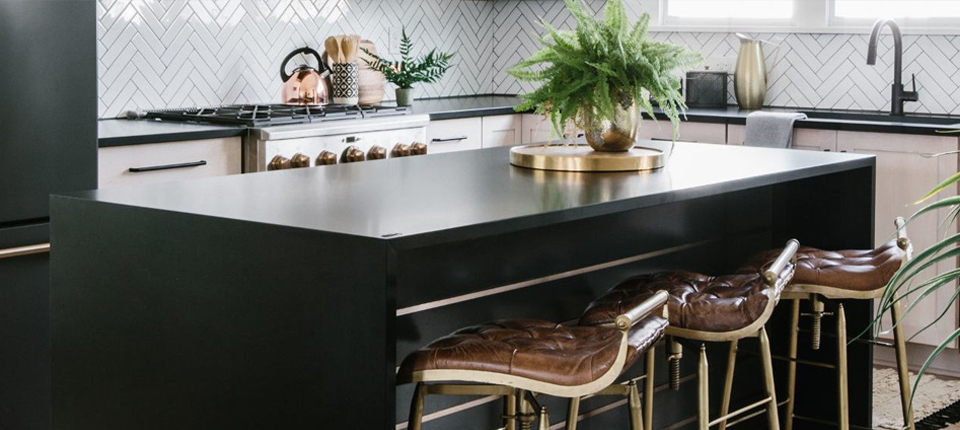 Tips For A Black Kitchen