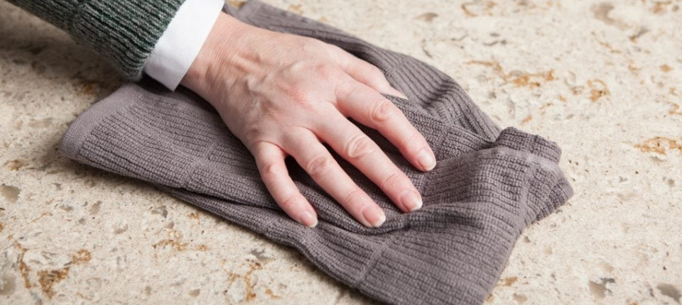 The Best Countertop Materials to Stop Germs