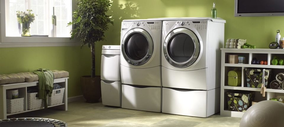 How To Make The Most Of Your Laundry Room