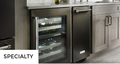 kitchenaid specialty refrigerators