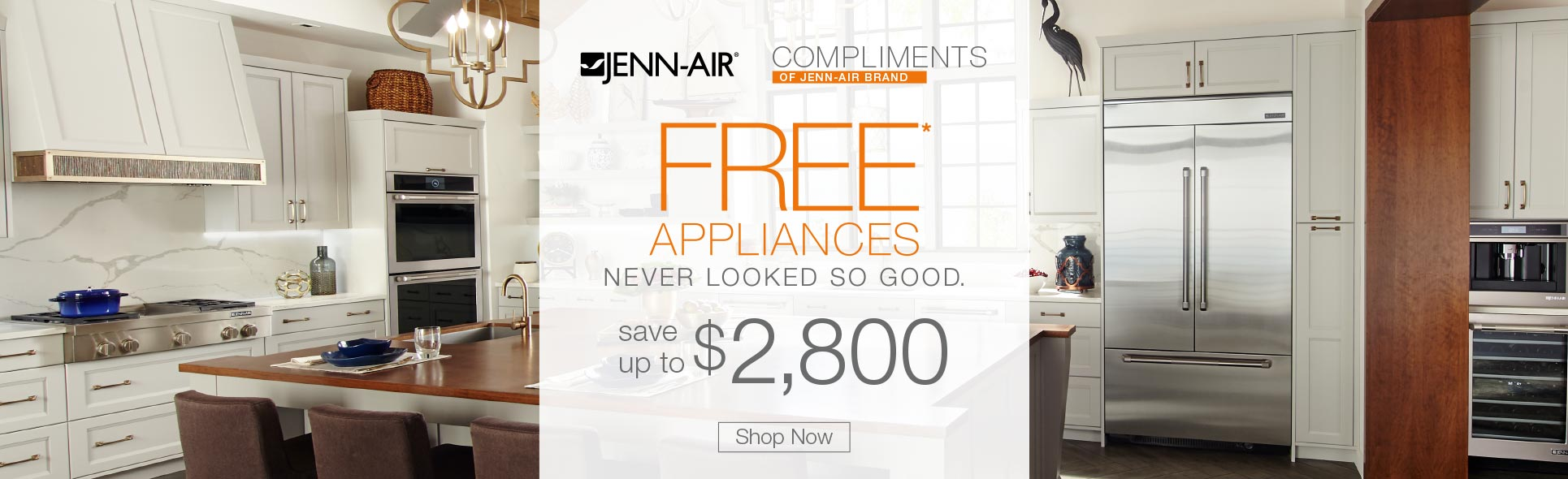 jennair rebate save up to $2800
