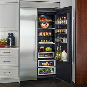 jennair built-in refrigerators