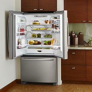jennair french door refrigerators