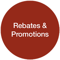 rebates and promotions at bray and scarff
