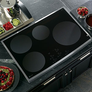 monogram induction cooktops