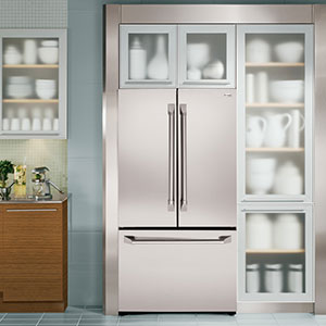 monogram french door refrigerators