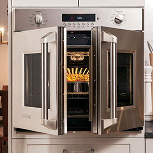 monogram wall ovens