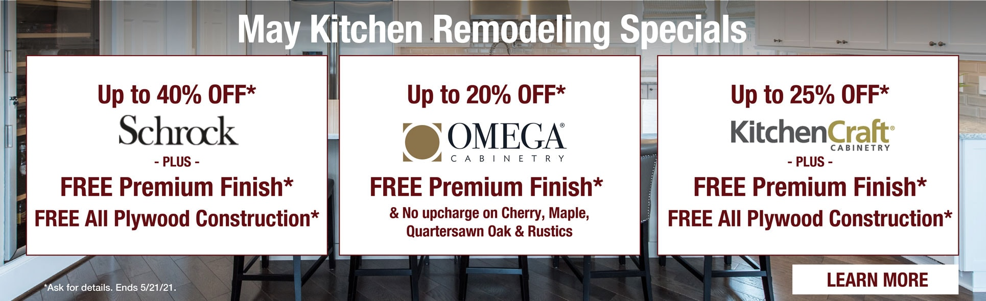 omega appliances for remodeling projects at bray and scarff