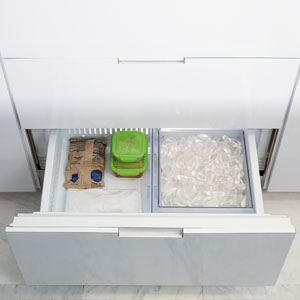 Automatic Ice Maker With Max Feature