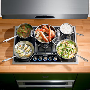 cooktops from thermador