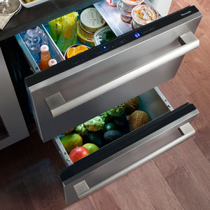 specialty refrigerators from thermador