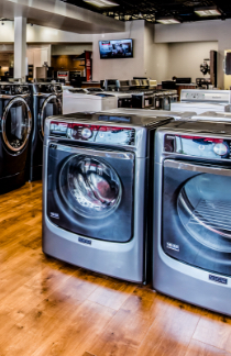 Kitchen and Laundry Appliances and Kitchen Remodeling
