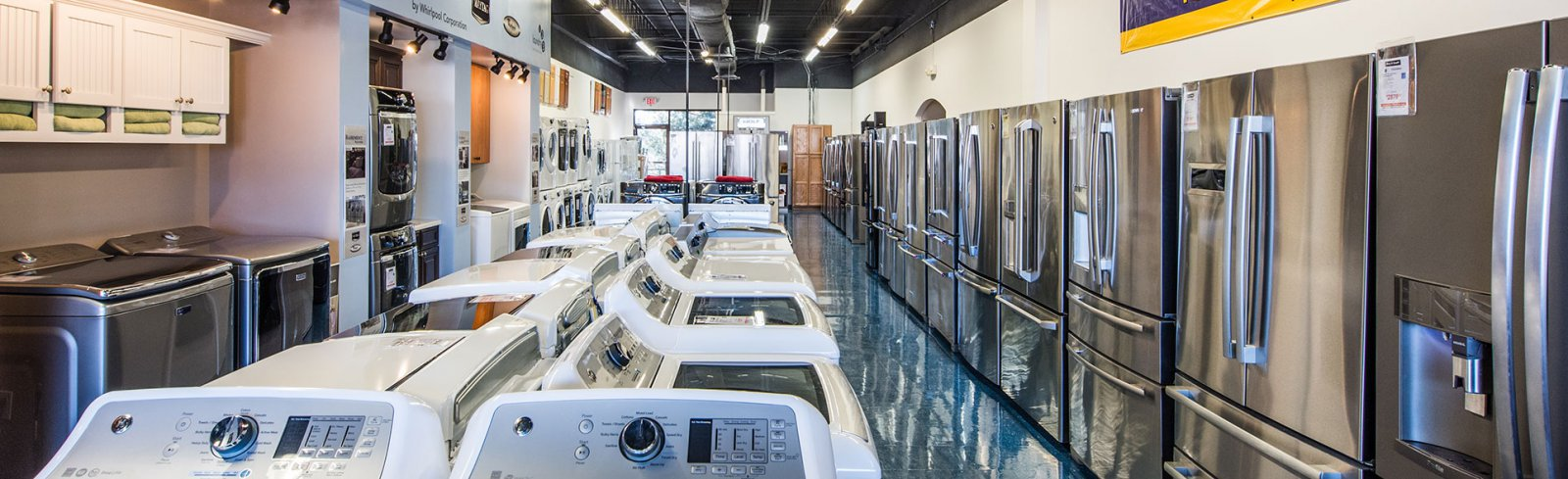Kitchen Appliance Stores Fairfax Va