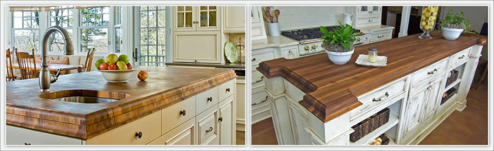 Grothouse Lumber Countertops