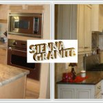 Sienna Granite Countertops