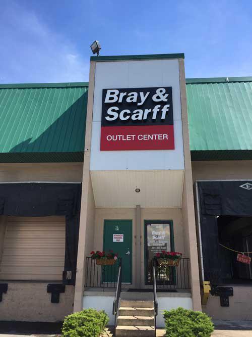 Bray Amp Scarff Laurel Md Outlet Center